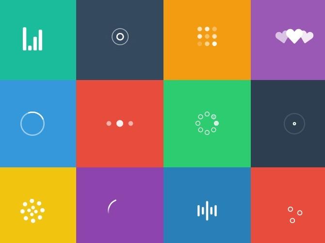 Simple Lightweight JavaScript SVG Loader Library – Rocket-Loader