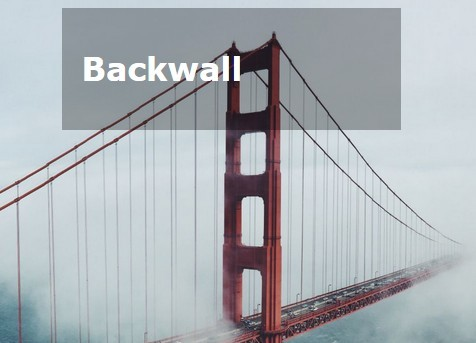 JavaScript Plugin For Smooth Responsive Background Images – Backwall