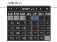 Lightweight Date Picker In Vanilla JavaScript