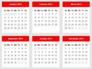 Calendarize