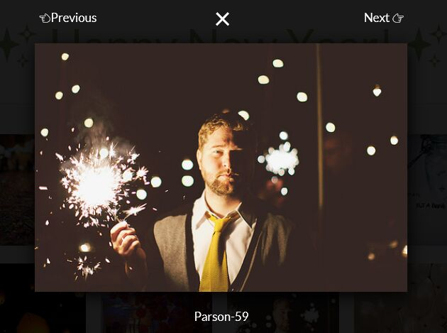 Flickr Photo Gallery And Lightbox – Lightbox.js