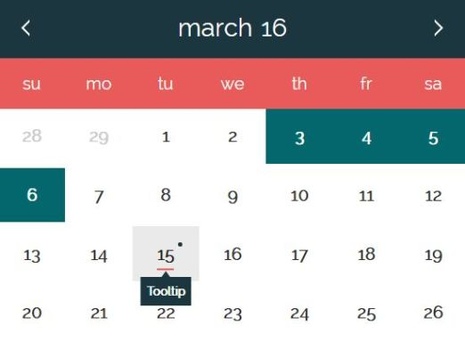 10 Best JavaScript/jQuery Calendar Plugins For Scheduled