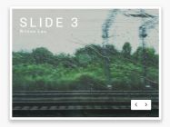 Image Slider With A Masking Effect
