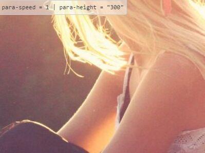 High Performance Parallax Scroll Effect In Pure JavaScript – Vanilla-Parallax.js