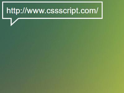 CSS Only Speech Bubbles   CSS Script