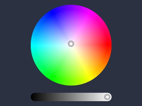 Sleek Html5 Javascript Color Picker Iro Js Css Script