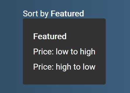 Minimalist Dropdown Box In Pure JavaScript – dropdown.js