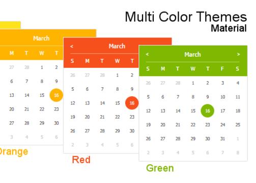 Customizable Pure JavaScript Calendar Library – jsCalendar