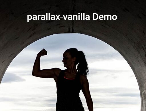 Easy Parallax Scrolling Effect In Vanilla JavaScript – parallax-vanilla