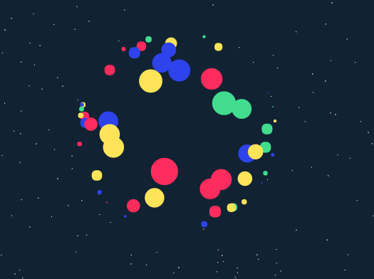Compose And Visualize Points In Spaces – Pts.js