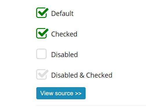 Custom Checkbox And Radio Inputs In Pure CSS