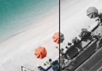 Minimal Image Comparison Slider In Pure JS