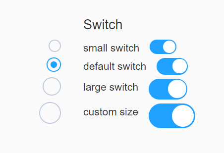CSS/CSS3 Only Custom Checkboxes, Radios And Switches – el-checkbox