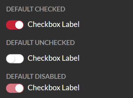 Themeable Toggle Switches In Pure CSS