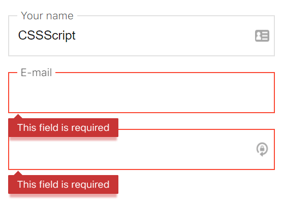 Customizable Form Validator With Native JavaScript – js-form-validator.js
