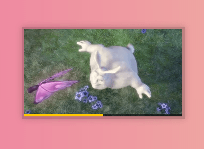 Minimal HTML5 Video Player With Pure JavaScript | CSS Script
