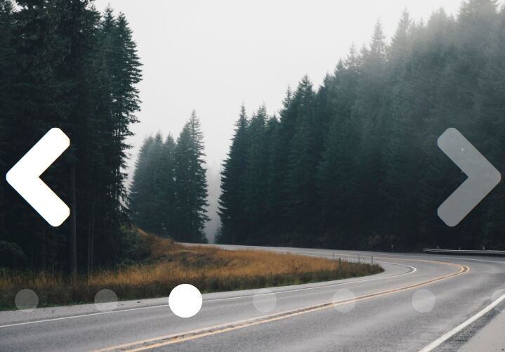 Responsive Image Slider/Slideshow With Parallax Effect