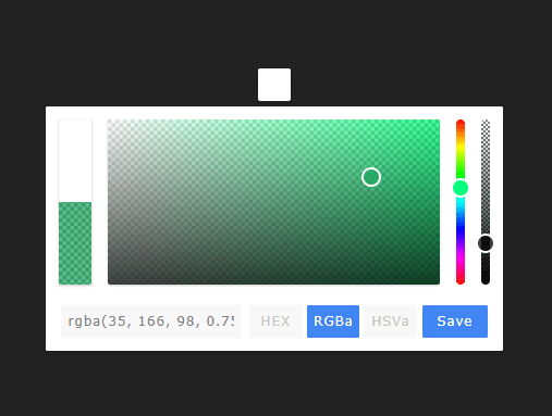 Elegant Mobile-compatible Color Picker Component – pickr