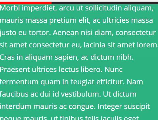 Minimalist Scroll Progress Indicator In Pure JavaScript – pageScrollIndicator.js