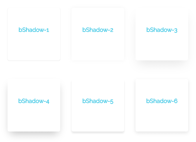 A Collection Of Cross-browser CSS Box Shadows - Box-shadows