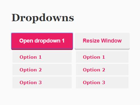 Accessible Dropdown Menu Component In Vanilla JavaScript – a11y-dropdown-component