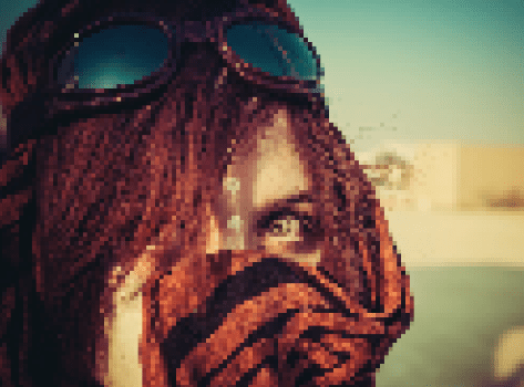 Pixelate Images Using JavaScript And Canvas – pixasso-js