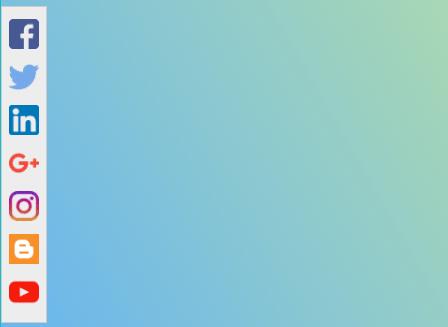 Sticky Social Share Widget In Vanilla JavaScript – sticky-social-links