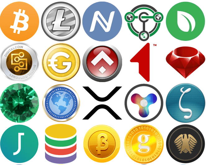 Cryptocurrency Image Library – Crypto Awesome