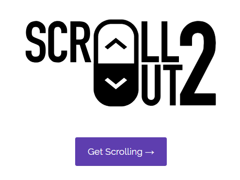Perform Actions On Page Scroll – scroll-out