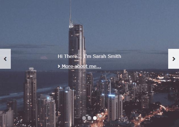 Responsive Parallax Carousel In Pure JavaScript – FG-image-slider