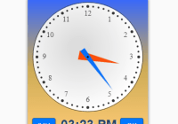 Analog Clock Time Picker Plugin In Vanilla JavaScript - Timepicker.js