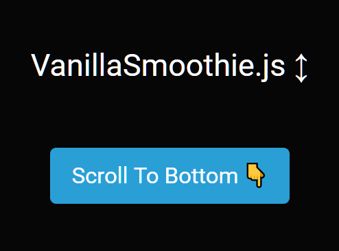 Scroll To Specific Section/Position/Point Within The Document – VanillaSmoothie.js