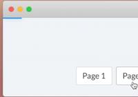 Small Top Progress Bar Component In Pure JS - bar-of-progress