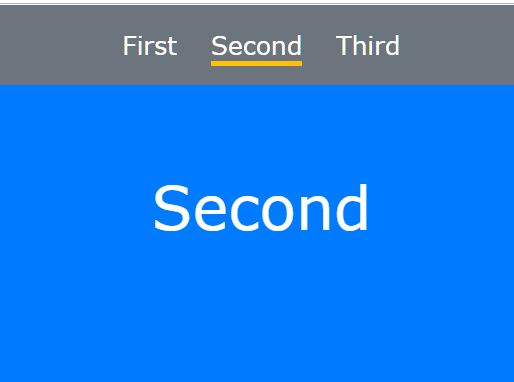 Highlight Active Menu Based On The Scroll Position – active-menu-link