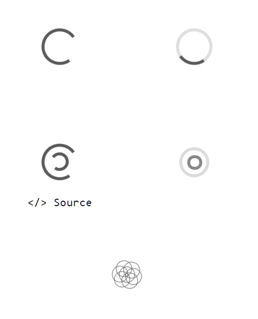 15 Single Element Loading Spinners In Pure CSS – SpinBolt