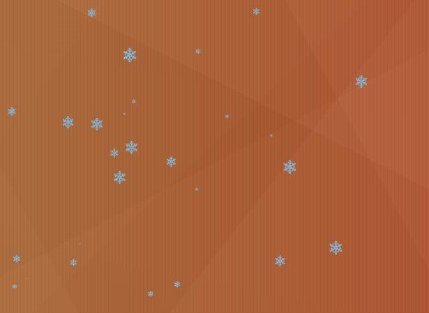 Winter Snow Animation In Pure JavaScript – snowflakeJS