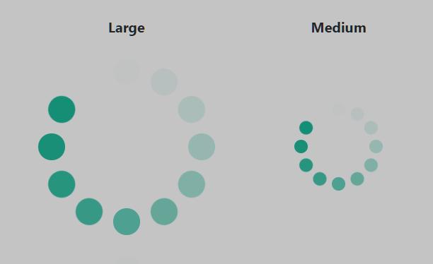 Beautiful Loading Spinners & Progress Bars – Loading-Visualization