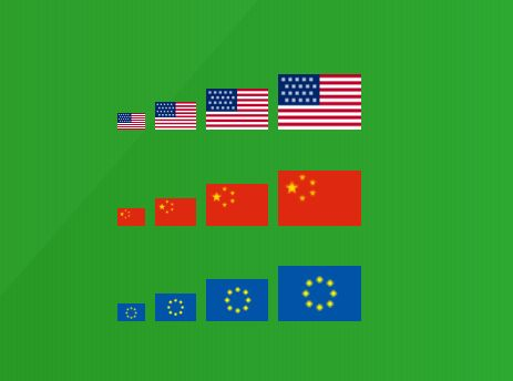 National Flag CSS Library – currency-flags