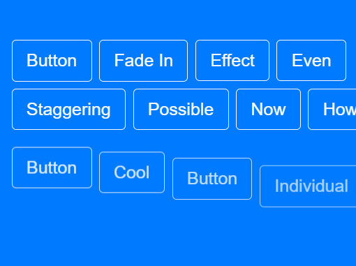 Animated Scroll Effect With CSS3 Animations – ScrollFx.js