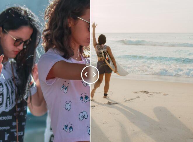 Modern Lightweight Image Comparison Slider – image-compare-viewer