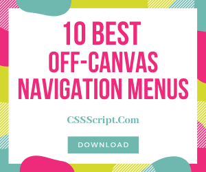 10 Best Mobile-friendly Off-canvas Navigation Systems (2020 Update)