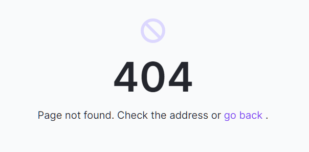 Windmill Dashboard 404 Error