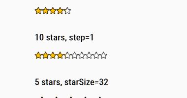 Tiny Star Rating System In Vanilla JavaScript