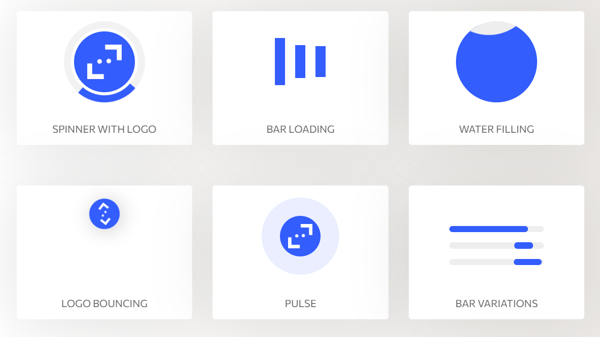 6 Loading Animations In Pure CSS