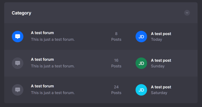 Grayshift Framework Forum Template