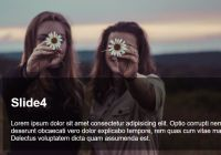 Background Image Slider With Caption Bar Using Pure CSS