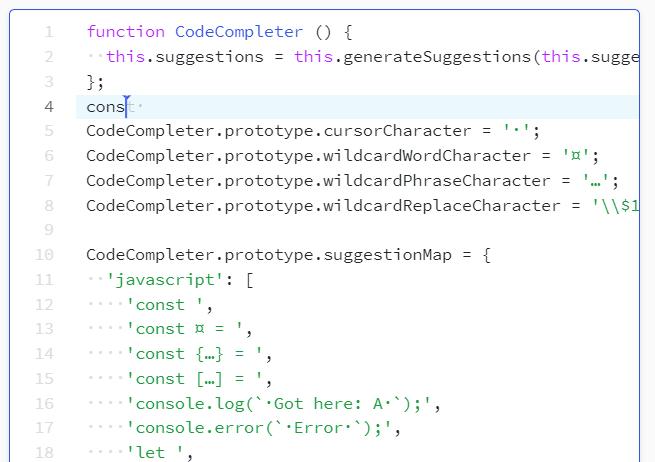 Simple Extensible Code Editor – Copenhagen