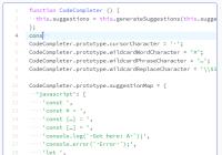 Simple Extensible Code Editor - Copenhagen