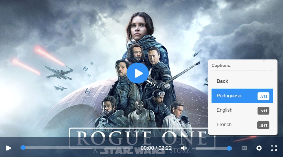 Custom HTML5 Video Player Optimized For Movies – moovie.js