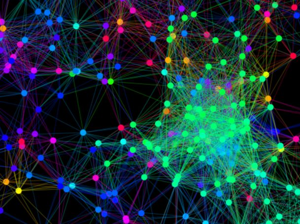 Interactive Constellation Effect With JavaScript And Canvas